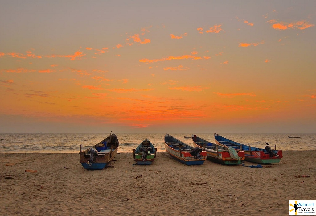Top Goa Tourist Places You Must Visit - Walmart Travels